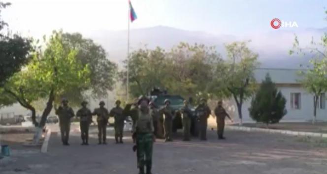 Azerbaycan, İran sınırında tam kontrol sağladı