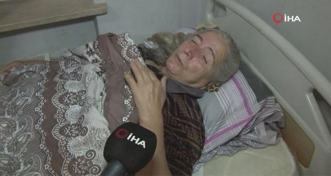 Berde'deki roketli saldırıda yaralanan siviller korku dolu anları söyledi