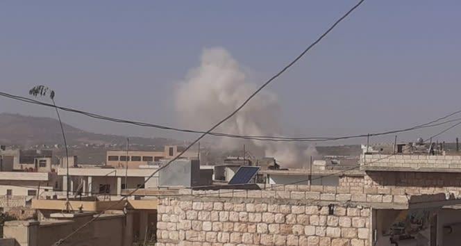 Esad güçleri, Hama'ya hücum etti : 5 yaralı