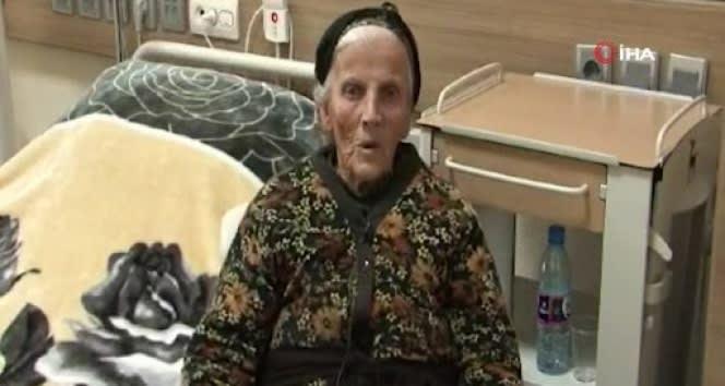 Ermeniler tarafınca terk edilen 85 yaşındaki Ermeni hanıma Azerbaycan sahiplendi