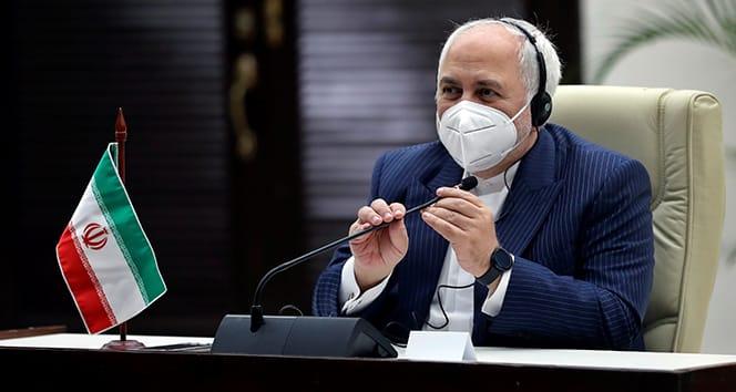 İran Dışişleri Bakanı Zarif: 'Azerbaycan'ın Karabağ'ı almasından mutluyuz'