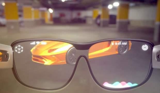 Apple hologram teknolojili akıllı gözlük geliştiriyor