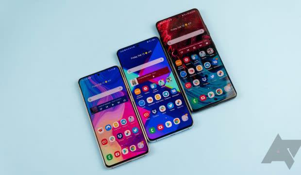 Samsung'un Android 11 alacak modelleri açıklandı