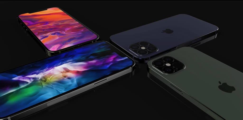iphone 12 pro max destekapple
