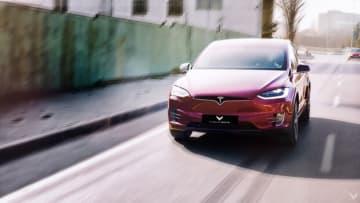Bulgar tasarımcıdan dünyanın en sessiz Tesla Model X'i!