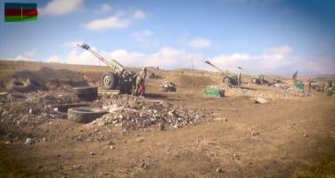 Azerbaycan, Ermenistan'a ilişkin hedefleri vurmaya devam ediyor