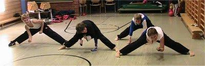 kids splits