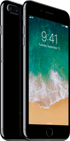 Apple iphone 7 plus from xfinity mobile in jet black stopboris Gallery