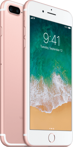 Apple IPhone 7 Plus From XFINITY Mobile In Rose Gold