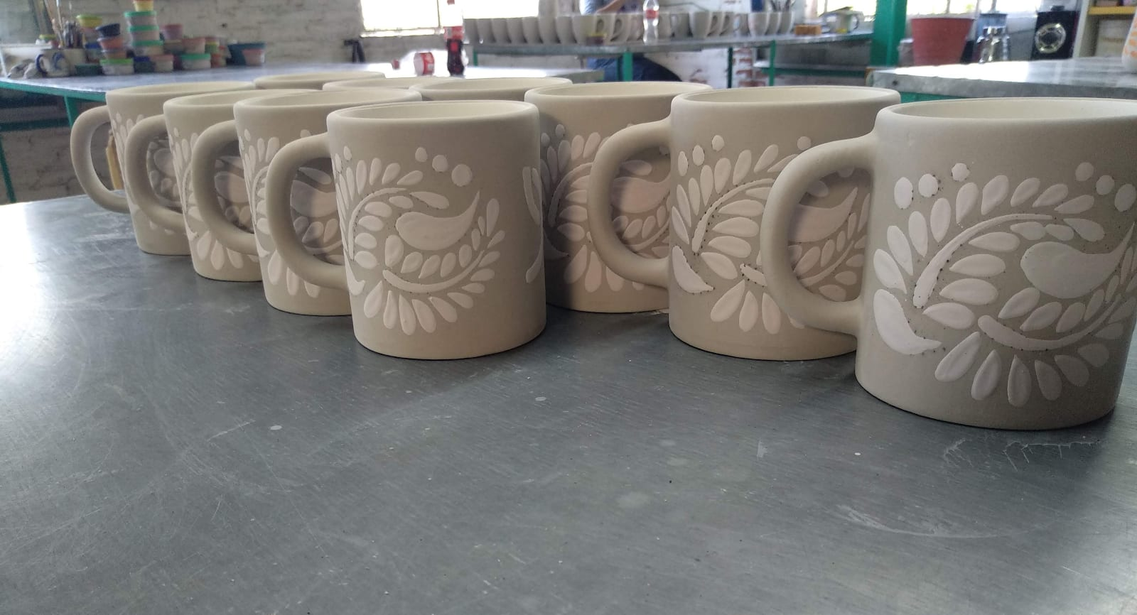 Modus coffee mugs