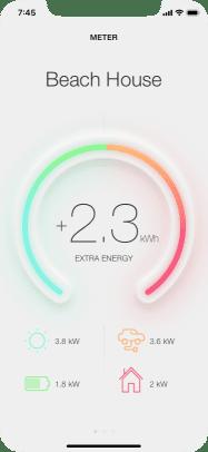Energy Generation App
