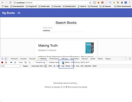 Creating Progressive Web Apps Using Angular: Click Offline