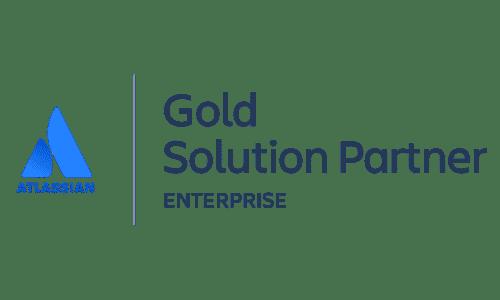 Atlassian Gold Partner Logo