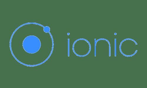 Ionic Partner Logo