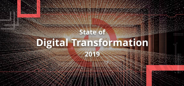 State of Digital Transformation 2019