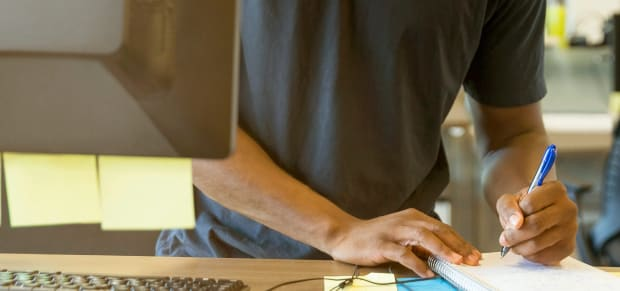 Insights from an Intern Modus Create Blog Header Image