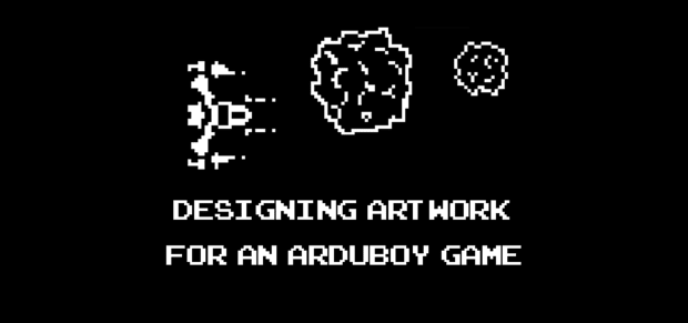 Designing Artwork For An Arduboy Game