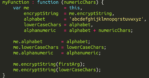 Optimized Function