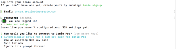Building Better Ionic Apps With Ionic Pro, Part 1 - the Ionic CLI