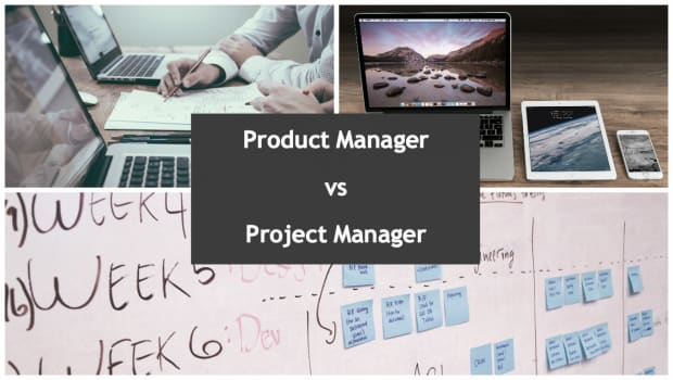 Product Manager vs Project Manager