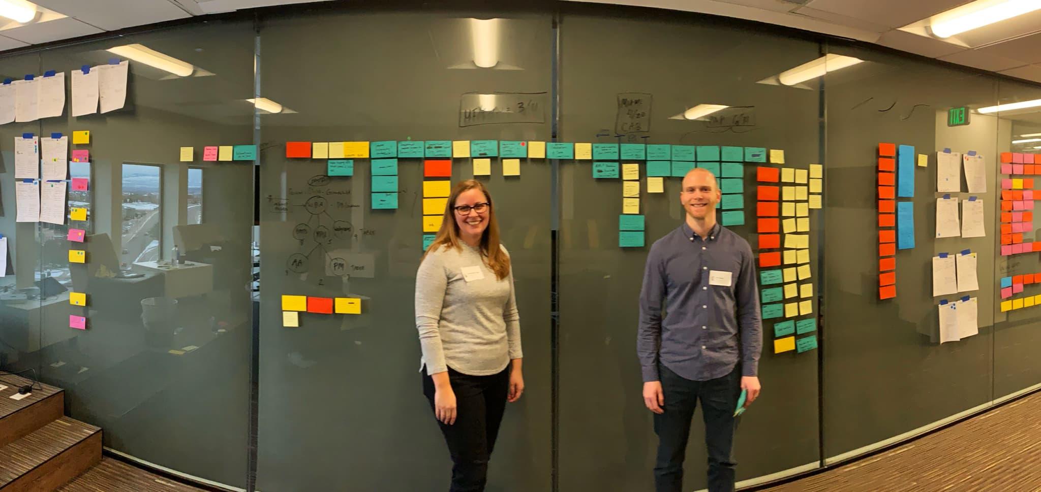 Modus Kickstart in Action - Workshop in Progress