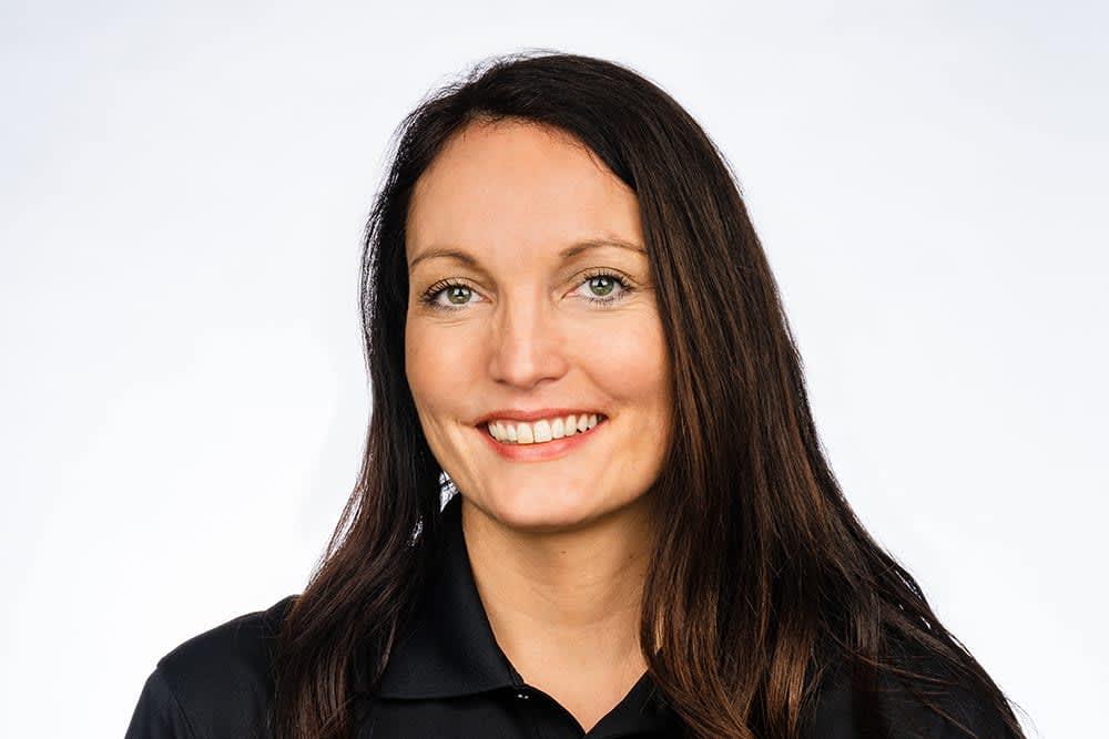 Sarah McCasland