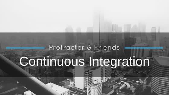 Continuous Integration