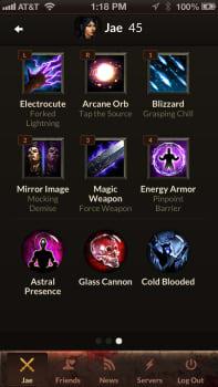 Diablo 3 Mobile Companion