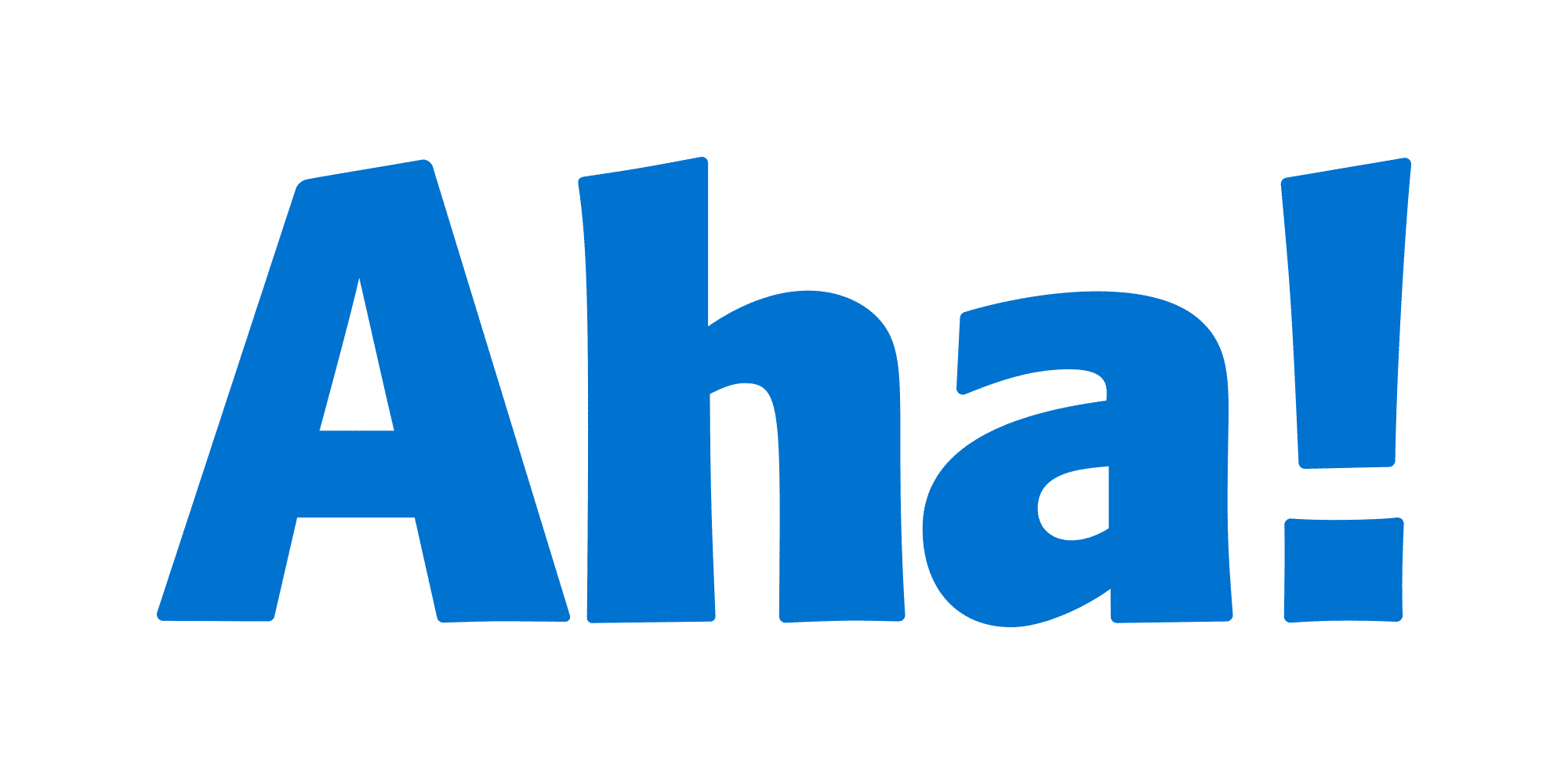 Aha! Modus Create Partner Logo