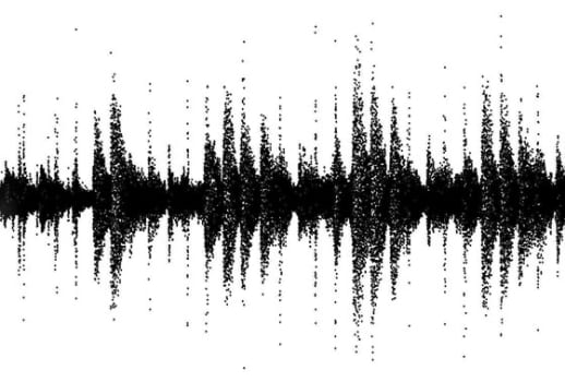Waveform graphic