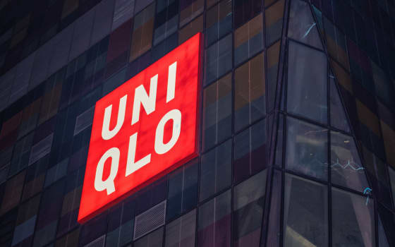uniqlo case study header image