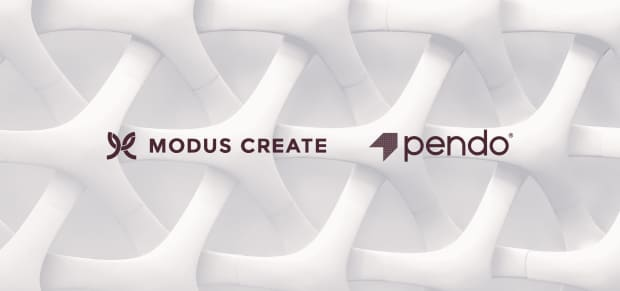 Modus Create Partners with Pendo