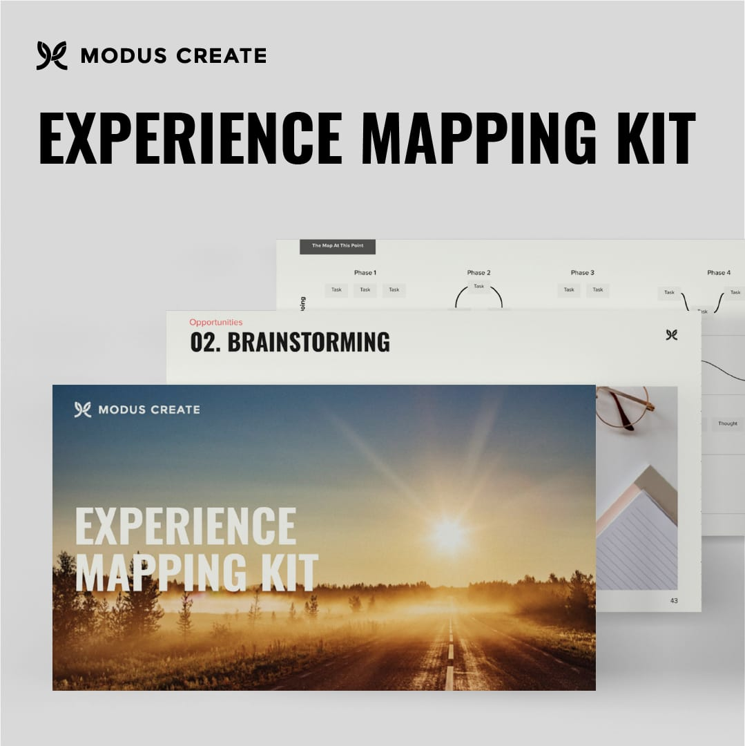 experience mapping cover image