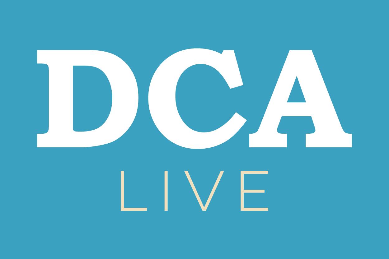 DCA Live Logo