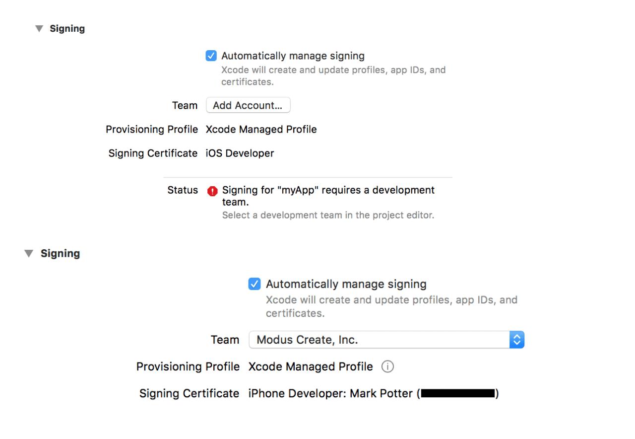 ionic-cordova-debug-device-visual-studio-code-xcode-mac-signing-003