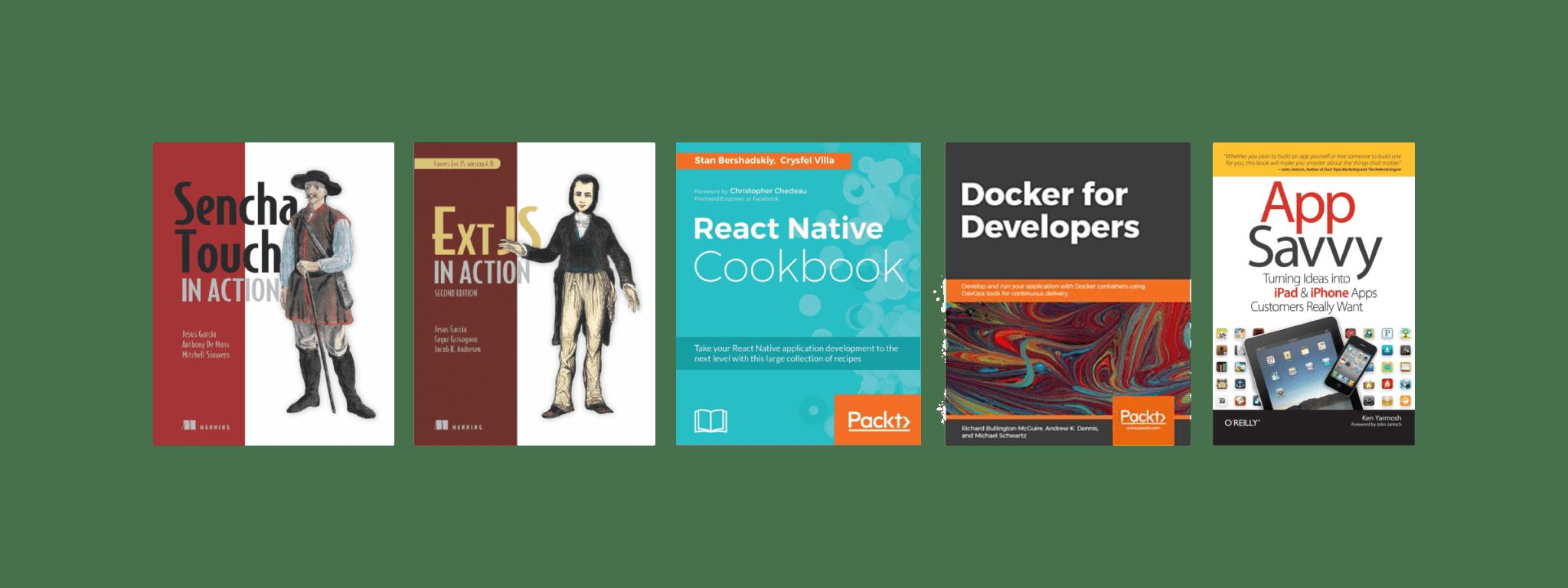 Modus Authors' Books