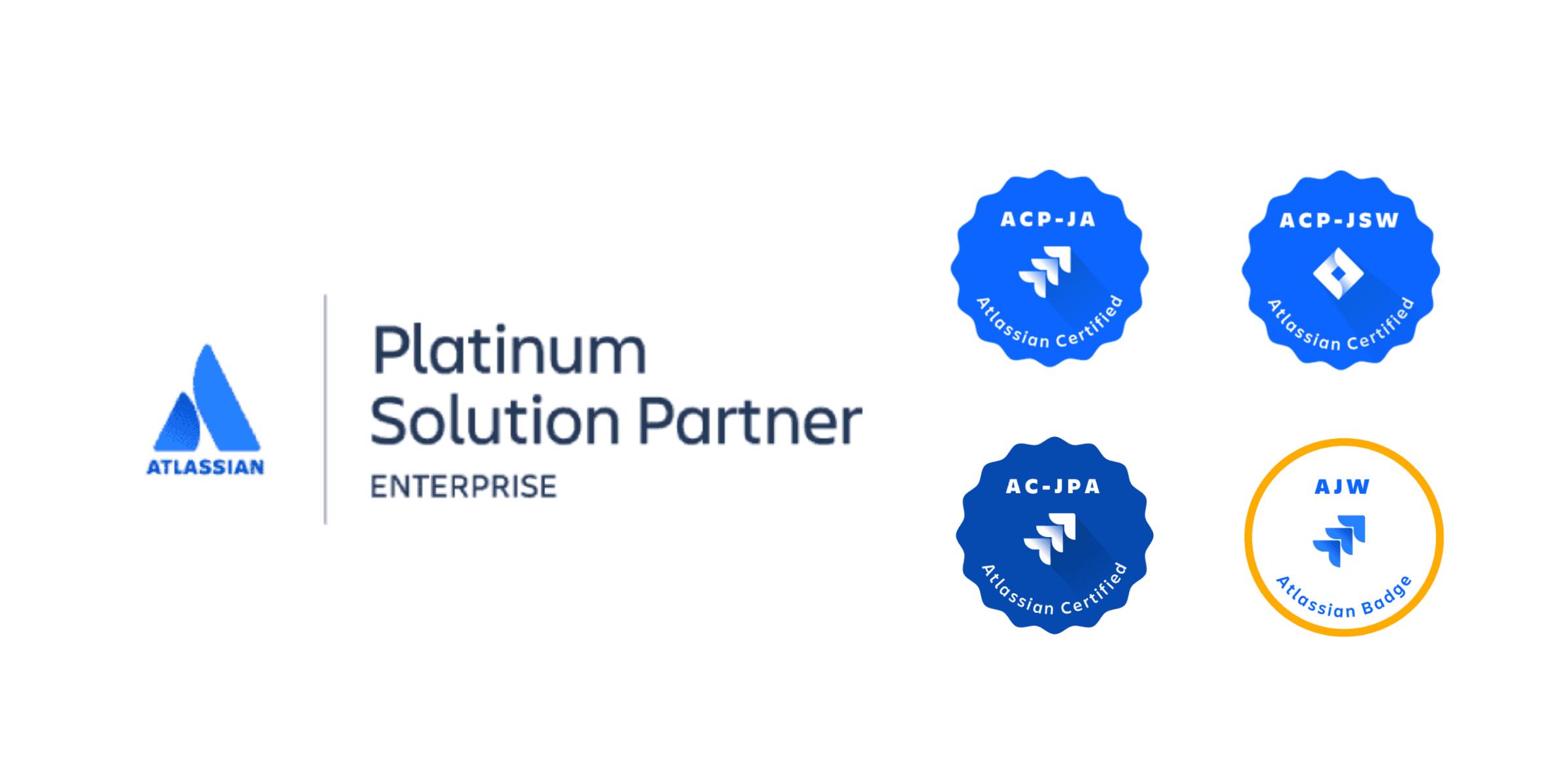 Atlassian Badges (Large)