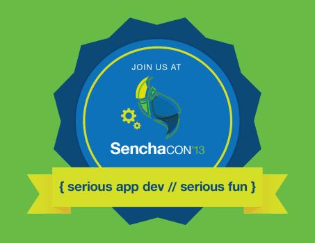 Senchacon Badge