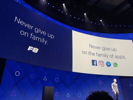 Facebook F8 2017 Keynote Recap