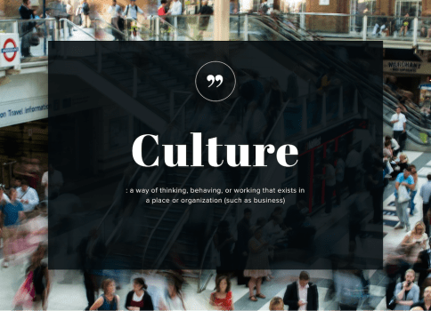 Culture - defined