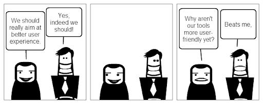 UX comic