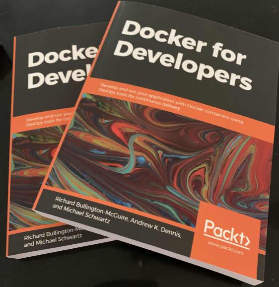 Docker For Developers Books