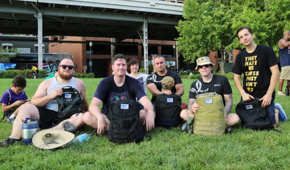 After the GORUCK Georgetown Kill That 5K event in July 2016
