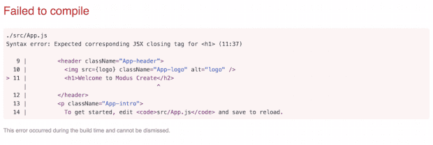 Ext JS to React: Scaffolding Error