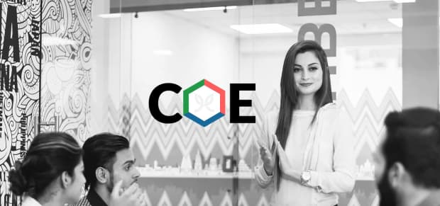 Building a Community of Experts - COE