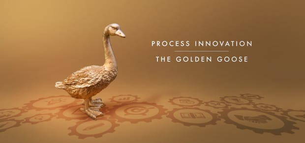 Process Innovation: The Golden Goose