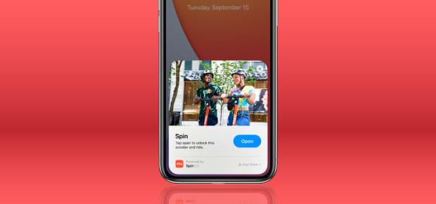 App Clips - Blog Banner