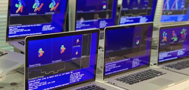 COVID19 Distributed Computing