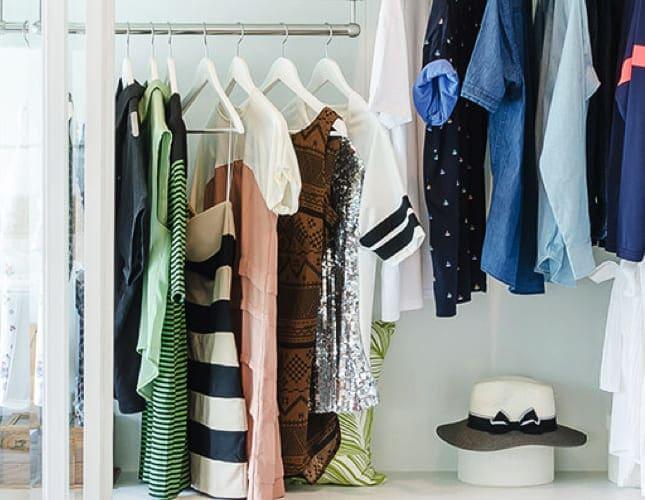 Ideen für den begehbaren Kleiderschrank