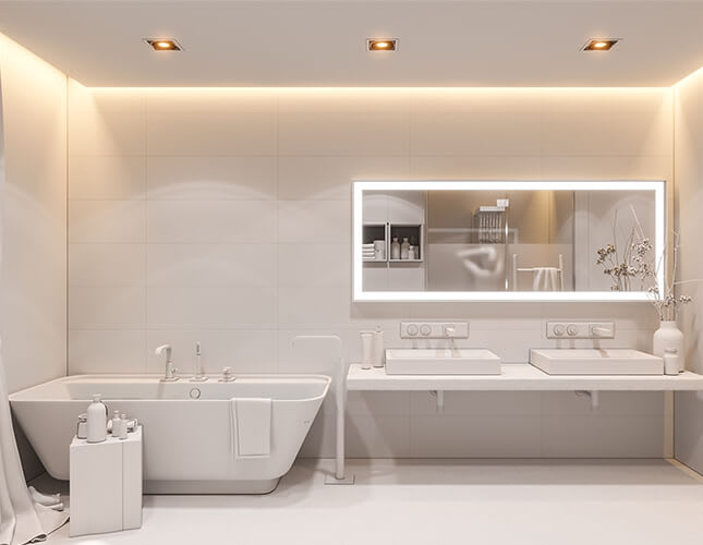 Wie du ein Bad ohne Fenster ideal einrichtest